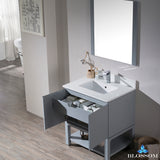 "Monaco 30"" Vanity Set with Mirror"