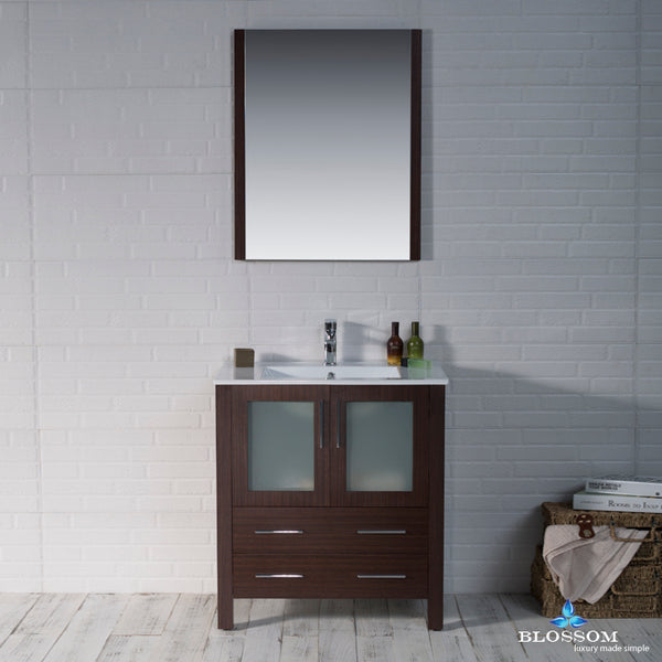 "Sydney 30"" Vanity Set with Mirror"