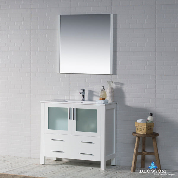 "Sydney 36"" Vanity Set with Mirror"