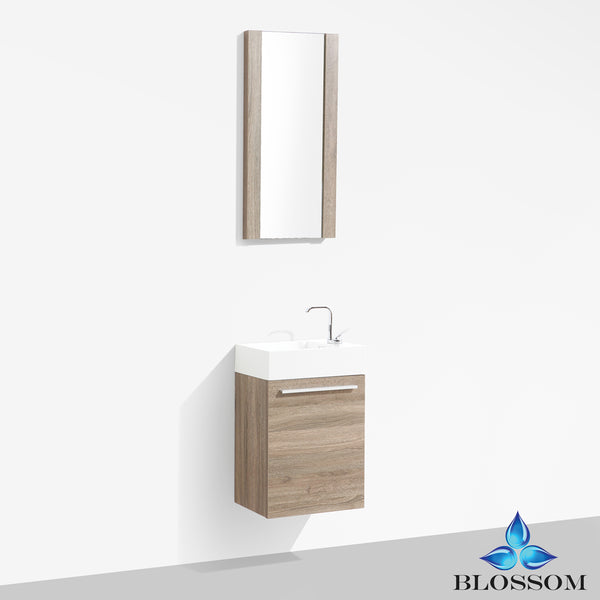 "Colmar 18"" Vanity Set with Mirror"