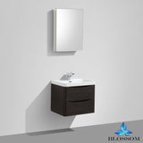 "Athens 24"" Vanity Set with Medicine Cabinet"