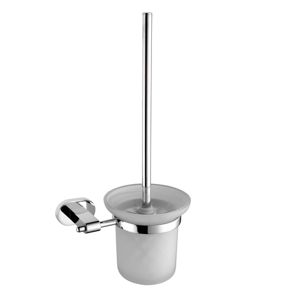 Toilet Brush Holder - Chrome