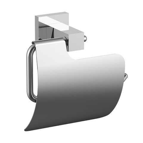 Eviva Toilet Paper Holdy? Toilet Paper Holder (Brushed Nickel) Bathroom Accessories