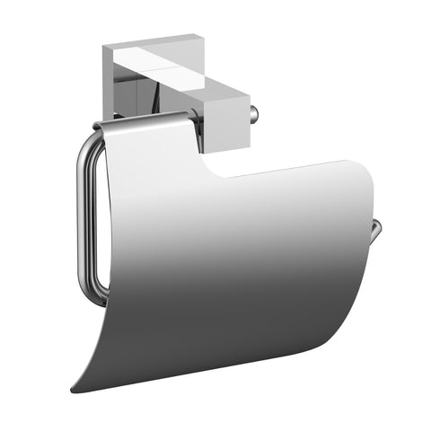 Eviva Toilet Paper Holdy? Toilet Paper Holder (Chrome) Bathroom Accessories