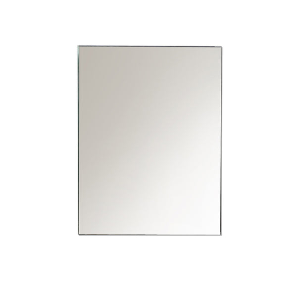 Eviva Lazy 20 inch all mirror wall mount/recessed medicine cabinet with no lights