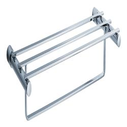 "Fresca Magnifico 22"" Towel Rack - Chrome"