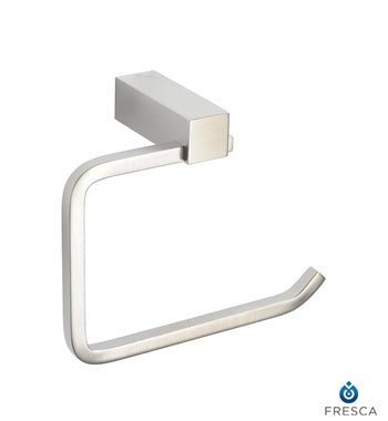 Fresca Ottimo Toilet Paper Holder - Brushed Nickel