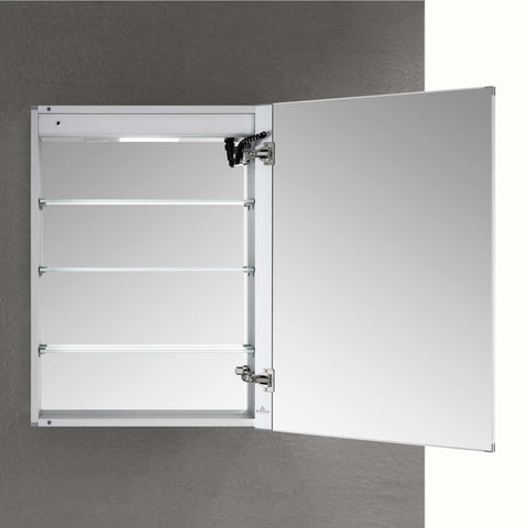 "Asta - 24"" LED Medicine Cabinet Right"