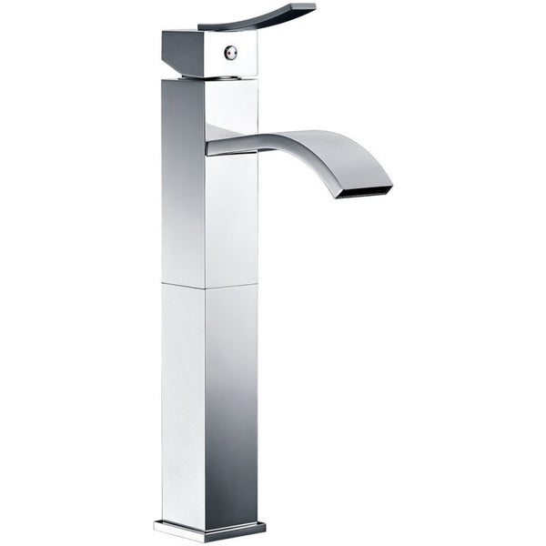 Dawn? Single-lever square tall lavatory faucet, Chrome