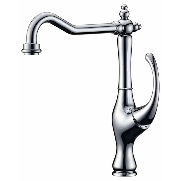 Dawn? Single-lever kitchen faucet, Chrome