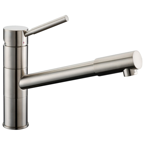 Dawn? Single-lever Pull-out kitchen faucet, Brushed Nickel