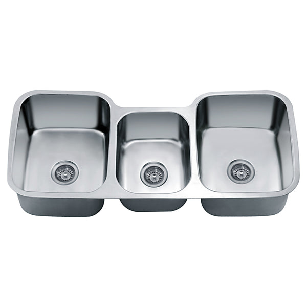 Dawn? Undermount Triple Bowl Sink