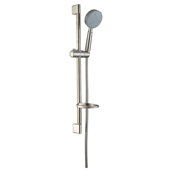 Dawn? Multifunction Handshower with slide bar, Brushed Nickel