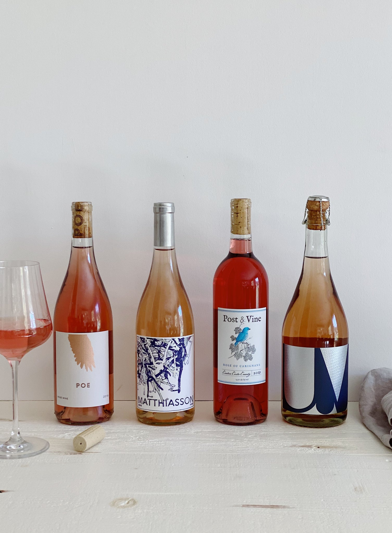 Rosé all May! New SIP Pack