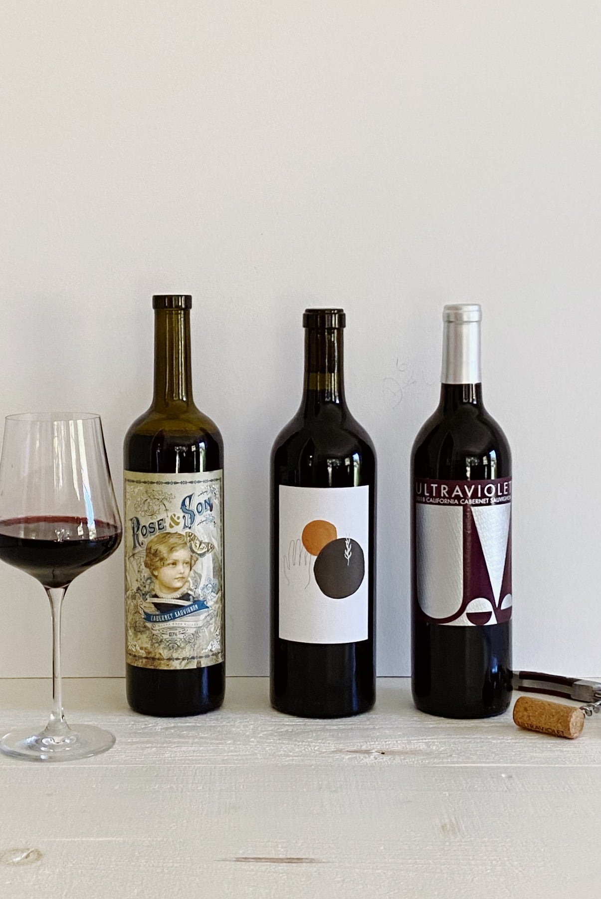 Wine Pack: Cab Lovers