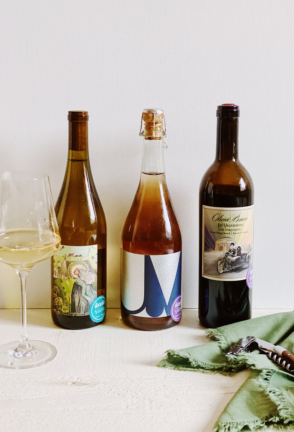 "Disruptive Sisters ""Sip & Celebrate"" Holiday Wine Pack"