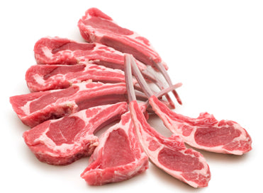 New Season Lamb Best end chops