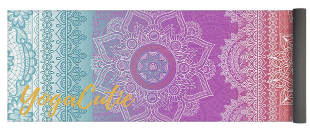 Bright Meditation  - Yoga Mat