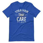 Yoga Hair Don't Care T-Shirt