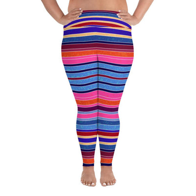 Verano Plus Size Leggings