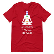 Aligned Is The New Black T-Shirt
