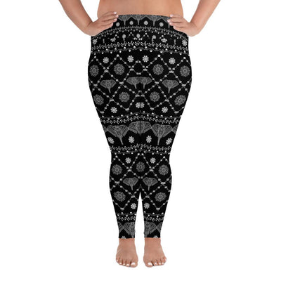 Wild Elephant Plus Size Leggings
