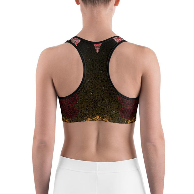 Thai Music Festival Sports Bra