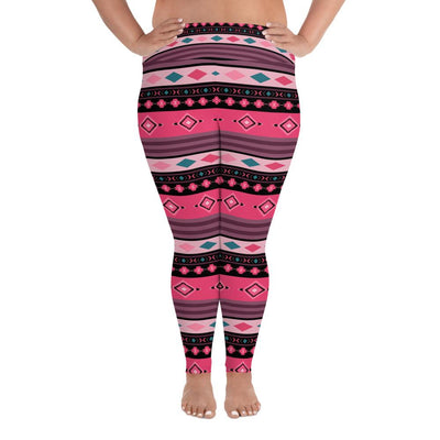 Santa Fe Plus Size Leggings