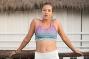 Bright Meditation Sports Bra