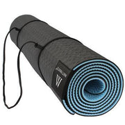 Black Yoga Matte Mat