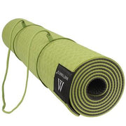 Lime Green Yoga Matte Mat