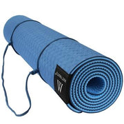 Blue Yoga Matte Mat