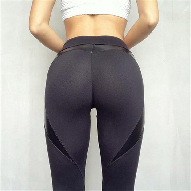 Panther Heart Leggings