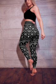 Wild Elephant Yoga Pants