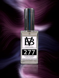 BV 277 - Similar to Stronger With You Intensely - BV Perfumes