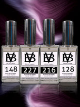 Load image into Gallery viewer, 4 x 100ml Perfume Bundle + Free Shipping - BV Perfumes