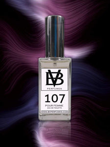 BV 107 - Similar to Hypnotic Poison - BV Perfumes