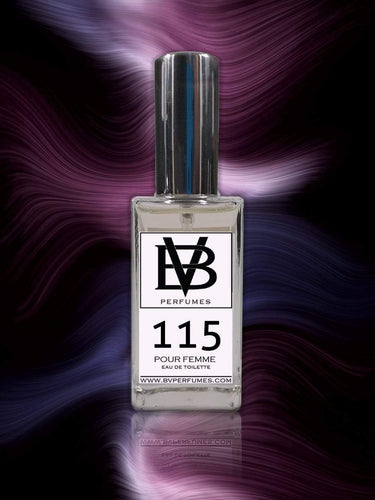 BV 115 - Similar to Lady Million - BV Perfumes