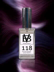 BV 118 - Similar to Light Blue - BV Perfumes