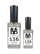 Load image into Gallery viewer, BV 136 - Similar to Cool Water - BV Perfumes
