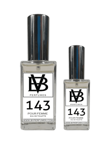 BV 143 - Similar to Black XS for Women - BV Perfumes