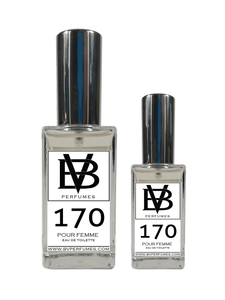 BV 170 - Similar to My New York - BV Perfumes