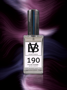 BV 190 - Similar to Eau de Marvelle - BV Perfumes