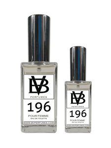 BV 196 - Similar to Cheap & Chic - BV Perfumes