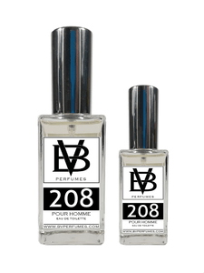 BV 208 - Similar to Body Kouros - BV Perfumes