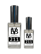 Load image into Gallery viewer, BV 211 - Similar to 212 Sexy Man - BV Perfumes