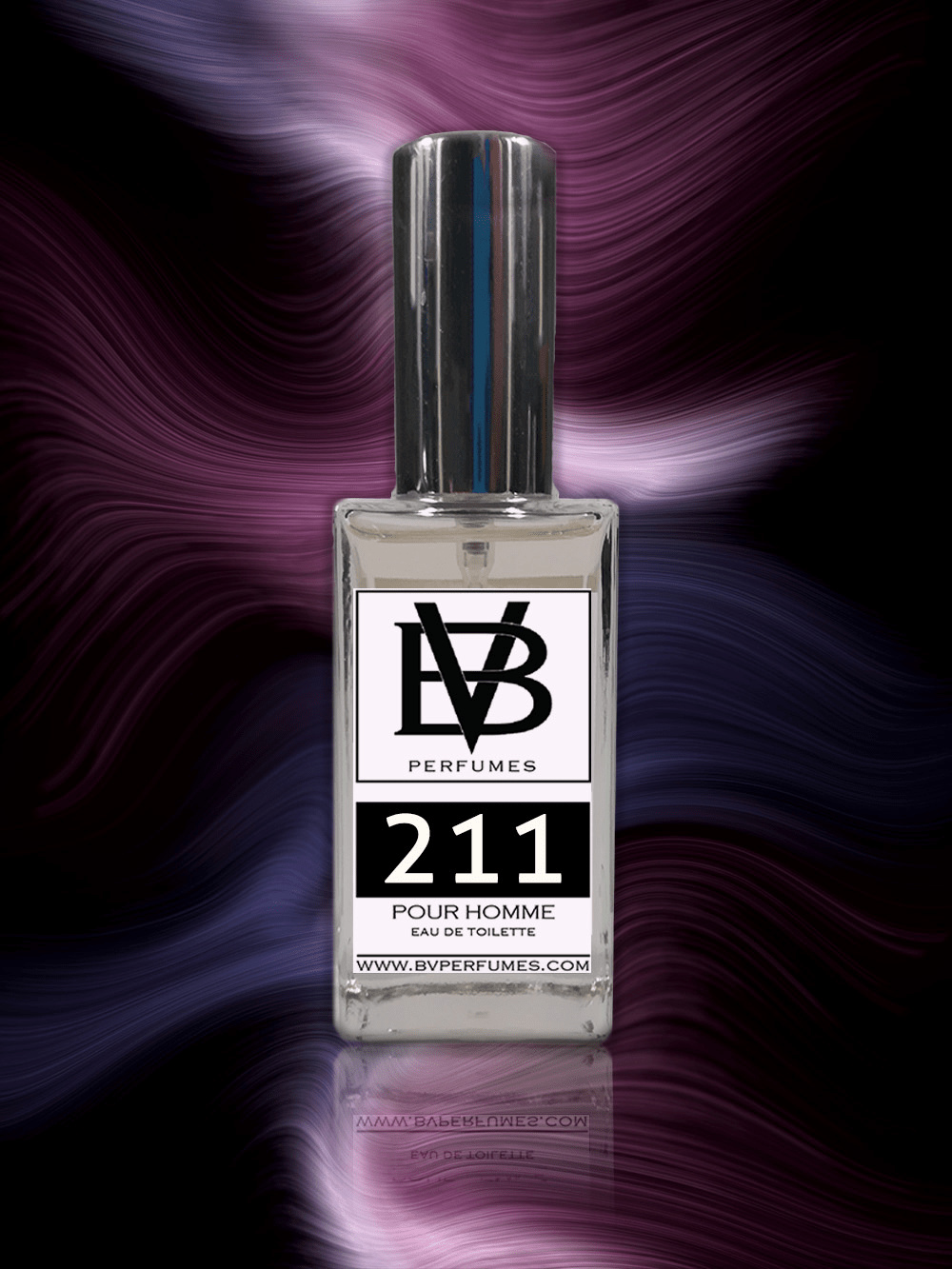 BV 211 - Similar to 212 Sexy Man - BV Perfumes
