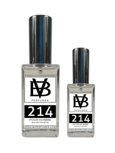 BV 214 - Similar to The One - BV Perfumes