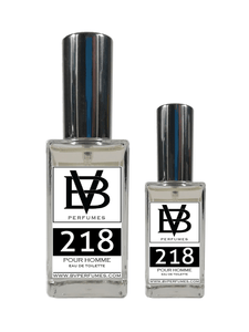 BV 218 - Similar to Black Code - BV Perfumes