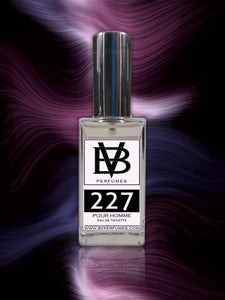 BV 227 - Similar to Invictus - BV Perfumes